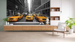 InSmile ® Tapeta NYC taxi Vel. (šíøka x výška)  144 x 105 cm - zvìtšit obrázek