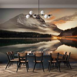 InSmile ® Tapeta jezerní scénerie Vel. (šíøka x výška)  144 x 105 cm - zvìtšit obrázek