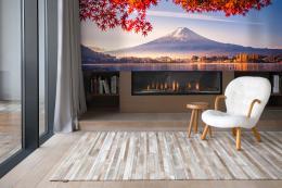 InSmile ® Tapeta japonská krajina Vel. (šíøka x výška)  144 x 105 cm - zvìtšit obrázek