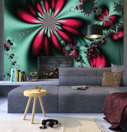 InSmile ® Tapeta Abstrakt obrazce Vel. (šíøka x výška)  144 x 105 cm - zvìtšit obrázek