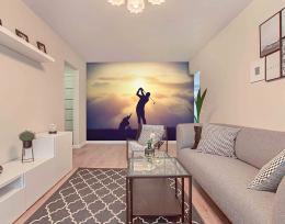InSmile ® Tapeta Golfista Vel. (šíøka x výška)  144 x 105 cm