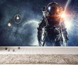 InSmile ® Tapeta Astronaut Vel. (šíøka x výška)  144 x 105 cm - zvìtšit obrázek