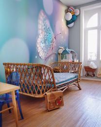 InSmile ® Tapeta Motýl bokeh Vel. (šíøka x výška)  144 x 105 cm - zvìtšit obrázek
