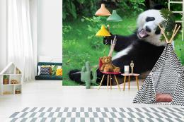 InSmile ® Tapeta Panda Vel. (šíøka x výška)  144 x 105 cm