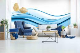 InSmile ® Tapeta Vlna Vel. (šíøka x výška)  144 x 105 cm - zvìtšit obrázek