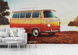 InSmile ® Tapeta Léto na pláži Vel. (šíøka x výška)  144 x 105 cm - zvìtšit obrázek