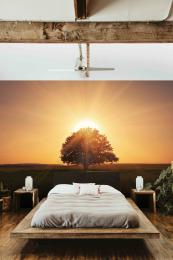 InSmile ® Tapeta Západ slunce Vel. (šíøka x výška)  144 x 105 cm