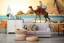 InSmile ® Tapeta Egypt Vel. (šíøka x výška)  144 x 105 cm - zvìtšit obrázek