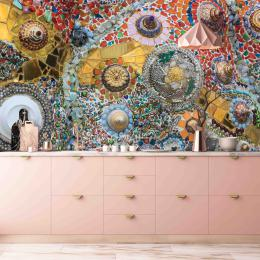 InSmile ® Tapeta Mozaika Vel. (šíøka x výška)  144 x 105 cm