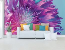 InSmile ® Tapeta Detail kvìtiny Vel. (šíøka x výška)  144 x 105 cm