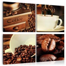 Murando DeLuxe Obrazy na stìnu - káva