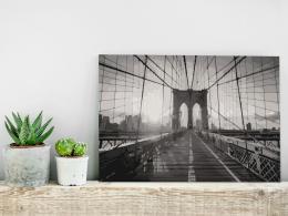 Murando DeLuxe Malování podle èísel - mosty New Yorku