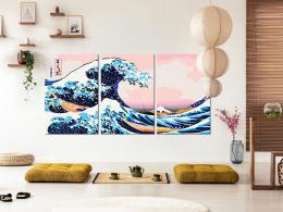 Murando DeLuxe Malování podle èísel - Velká vlna