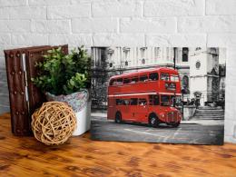 Murando DeLuxe Malování podle èísel - Londýnský autobus