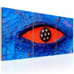 Murando DeLuxe Tøídílné obrazy - božské oko
