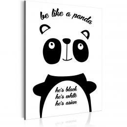 Murando DeLuxe Be like a panda