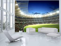 Murando DeLuxe Tapeta- stadion
