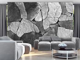 Murando DeLuxe Kameny šedé tapeta na stìnu  - zvìtšit obrázek