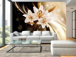 Murando DeLuxe Tapeta - Jemná lilie  - zvìtšit obrázek