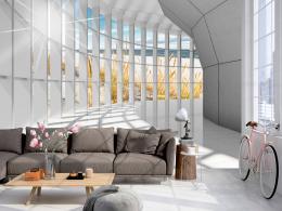 Murando DeLuxe 3D tapeta tunel na pobøeží