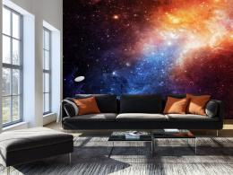 Murando DeLuxe Tapeta vzdálený vesmír