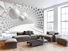 Murando DeLuxe 3D tapeta Abstraktní tunel  - zvìtšit obrázek