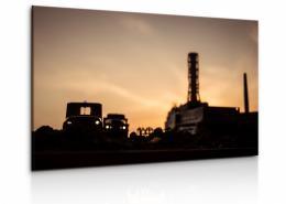 Malvis Obraz Èernobylská elektrárna II