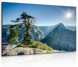 InSmile ® Obraz panorama sluneèní Alpy