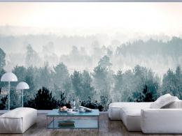 Murando DeLuxe Tapeta les v zimì  - zvìtšit obrázek