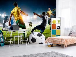 Murando DeLuxe Fototapeta fotbalový zápas