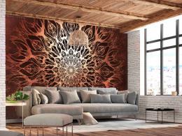 Murando DeLuxe Oranžová mandala  - zvìtšit obrázek