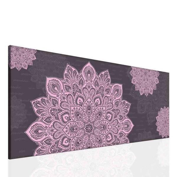 Malvis Mandala fialový obraz  - zvìtšit obrázek