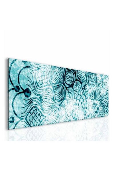 Malvis Obraz Ledové modrá mandala  - zvìtšit obrázek