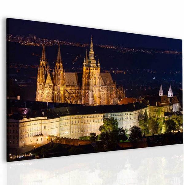 Malvis Obraz Pražský hrad  - zvìtšit obrázek