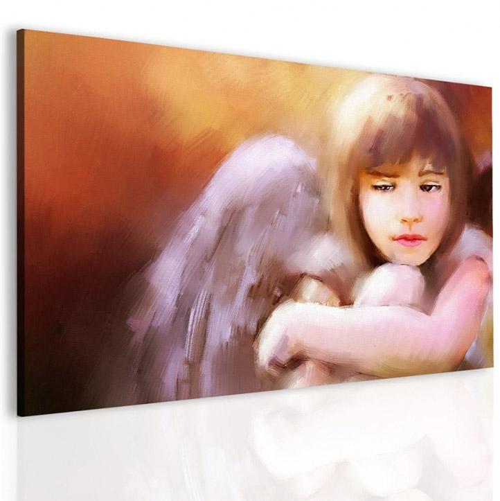 Malvis Obraz malovaný andìl  - zvìtšit obrázek
