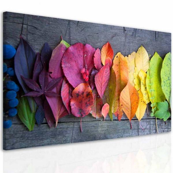 Malvis Obraz kouzlo podzimní atmosféry  - zvìtšit obrázek