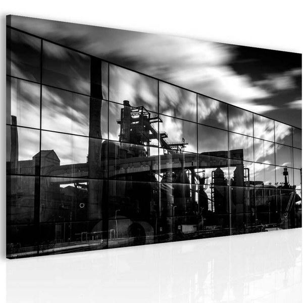 Malvis Obraz industriální motiv II  - zvìtšit obrázek