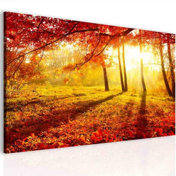 Malvis Obraz podzimní záøe  - zvìtšit obrázek