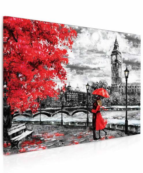 Malvis Obraz láska nad Temží  - zvìtšit obrázek