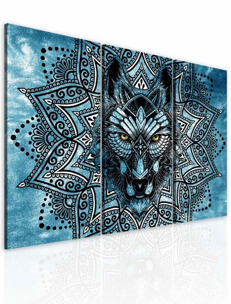 Malvis Obraz energetický vlk  - zvìtšit obrázek