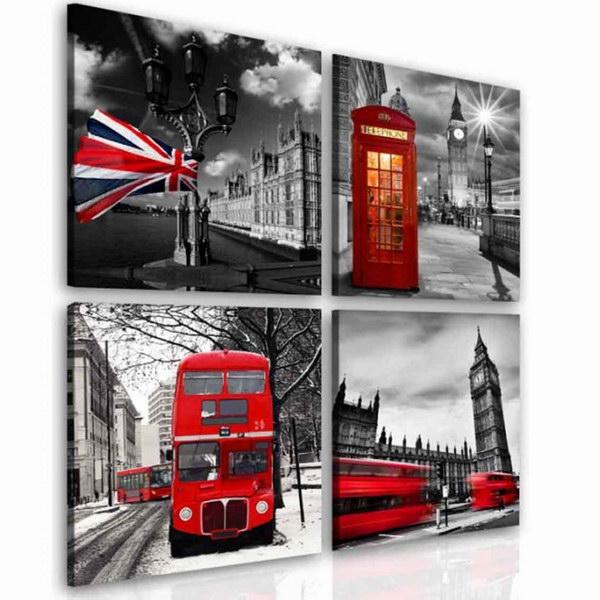 Malvis Obraz Londýn v obrazech  - zvìtšit obrázek
