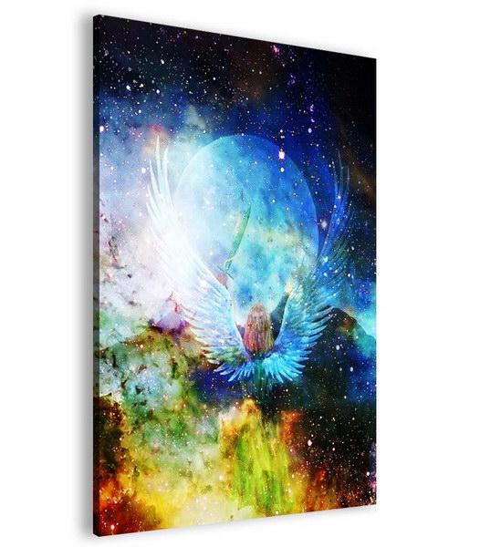Malvis Abstraktní obraz andìlské požehnání  - zvìtšit obrázek