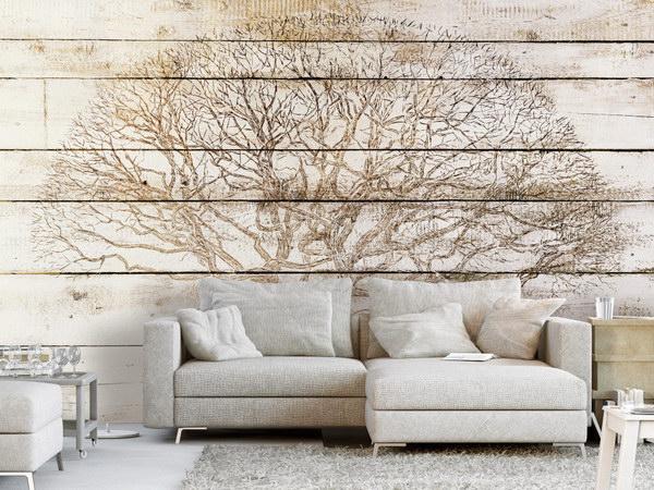 Murando DeLuxe Strom na prknech  - zvìtšit obrázek