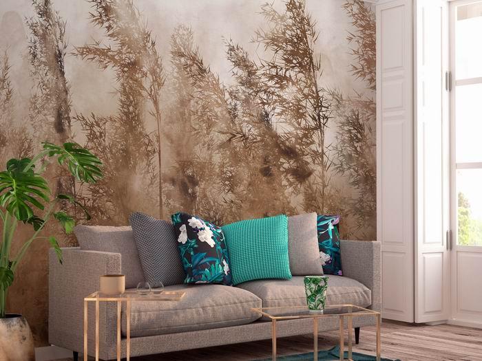 Murando DeLuxe Tapeta Vysoká tráva  - zvìtšit obrázek