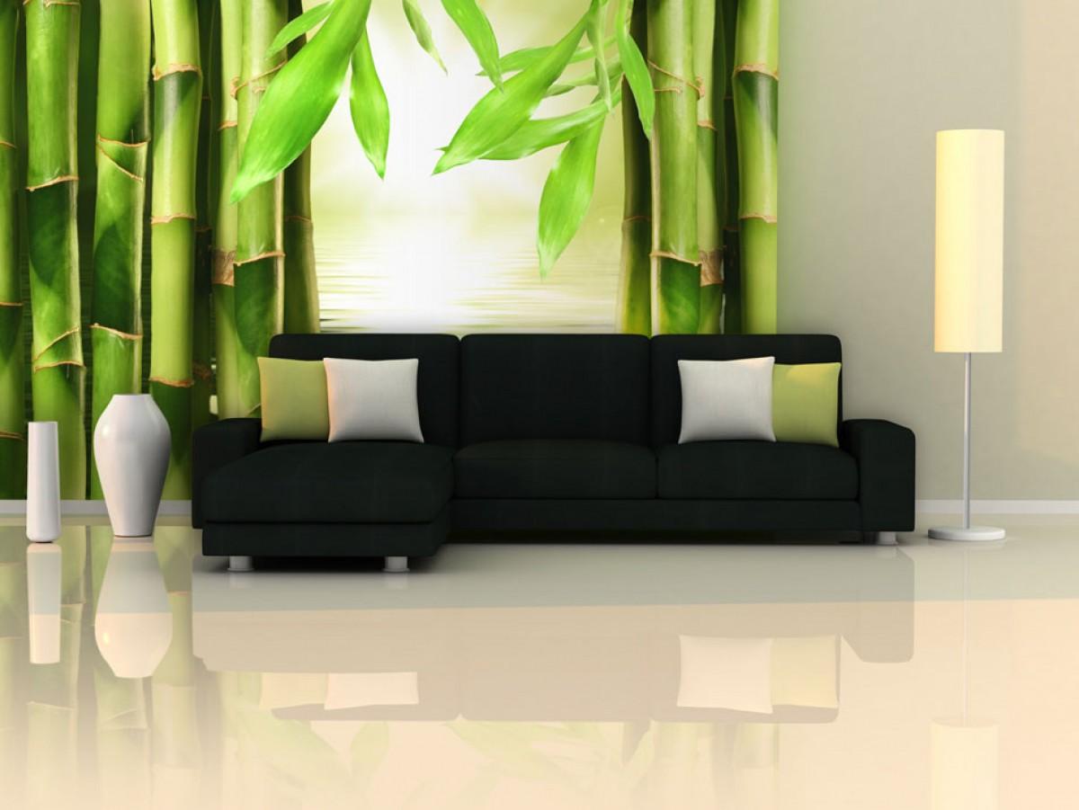 Murando DeLuxe Fototapeta z bambusu  - zvìtšit obrázek