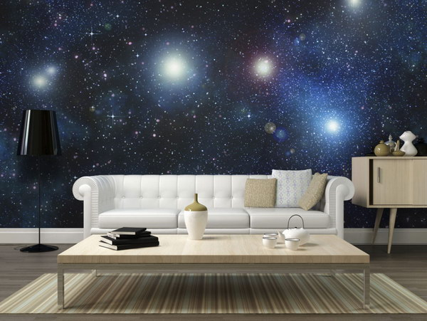 Murando DeLuxe Galaxie hvìzd  - zvìtšit obrázek