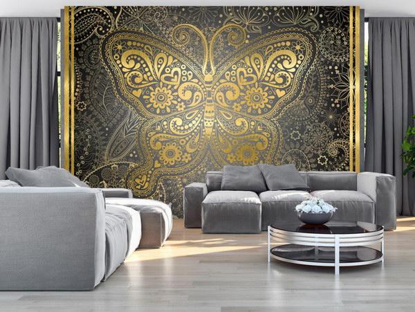 Murando DeLuxe Zlatý motýl  - zvìtšit obrázek