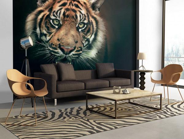 Murando DeLuxe Tapeta tygr bengálský  - zvìtšit obrázek