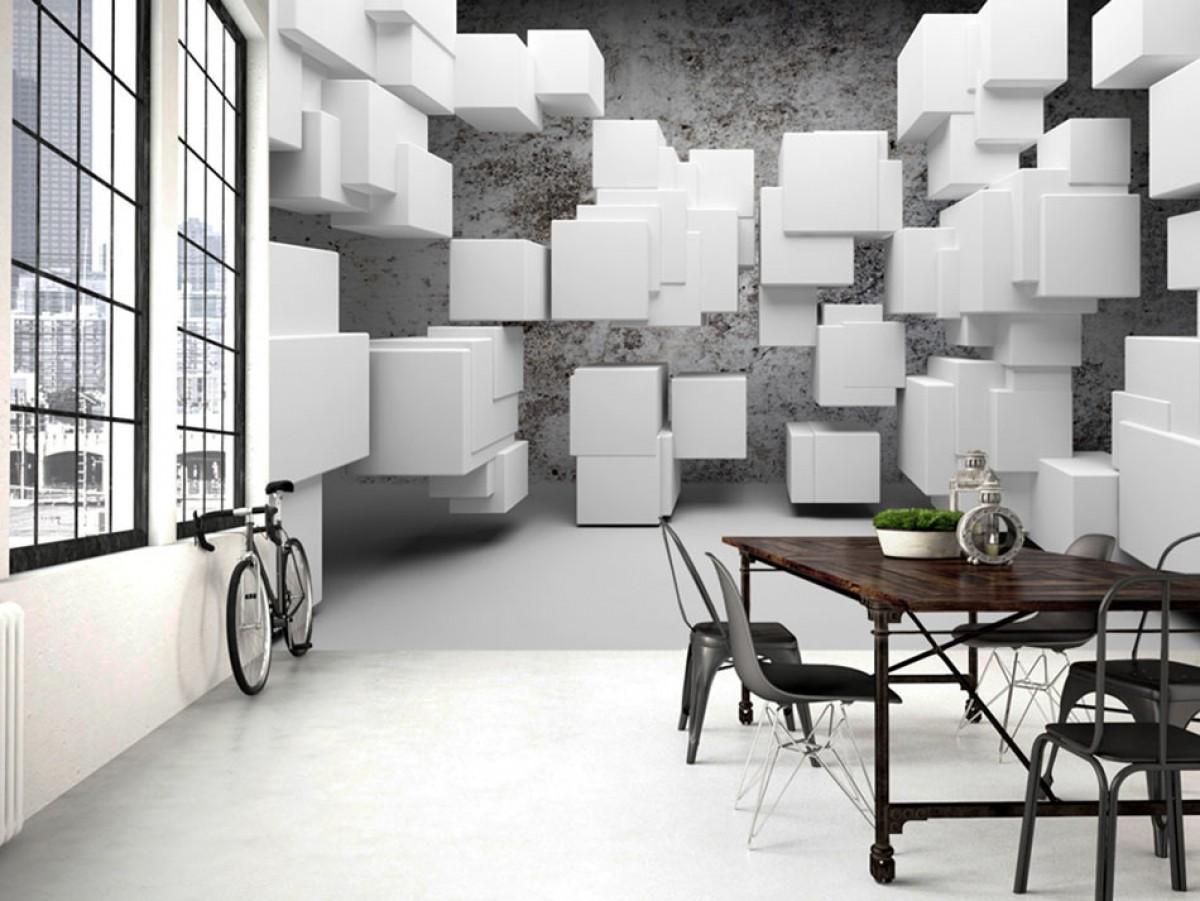 Murando DeLuxe 3D tapeta kostky  - zvìtšit obrázek