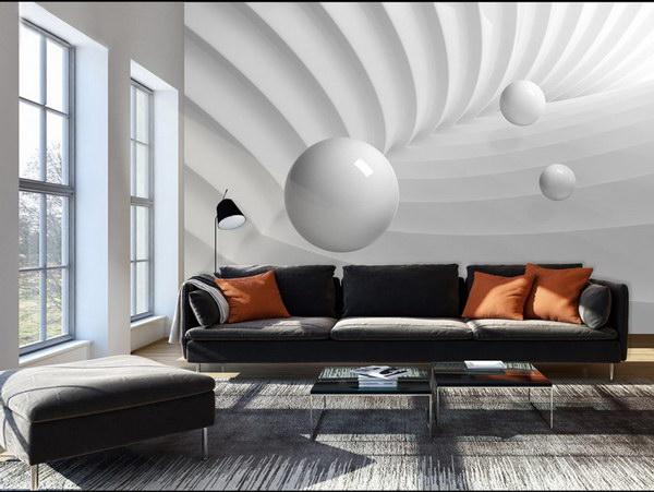 Murando DeLuxe 3D tapeta - volnost  - zvìtšit obrázek